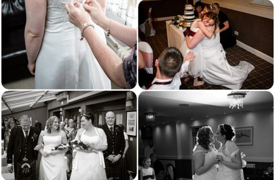 Wedding Photography, two brides, Rob Pack Photography