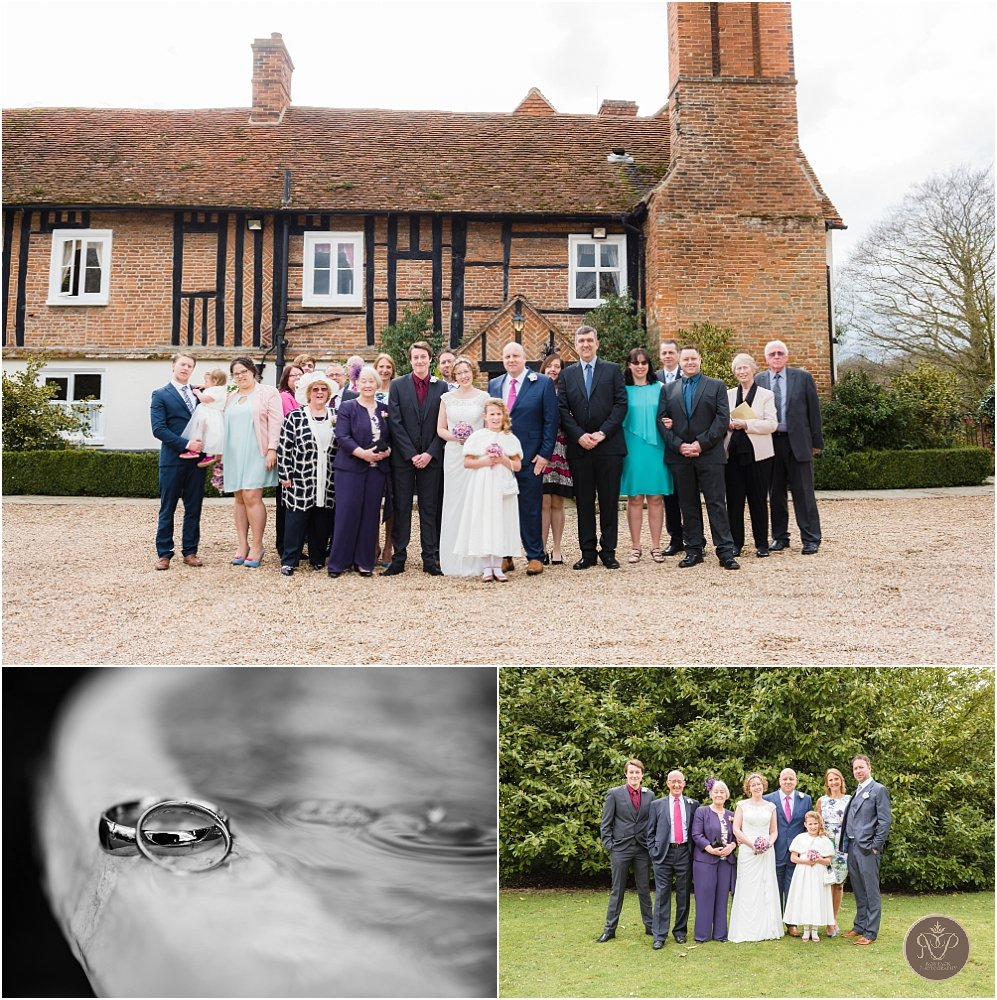Newland Hall Wedding Photography
