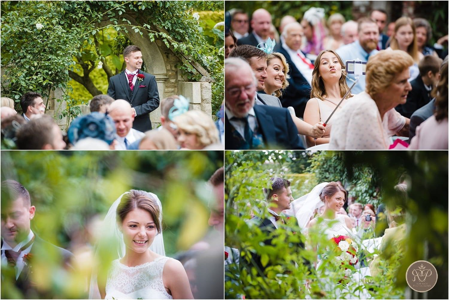 Capel Manor Wedding Photography