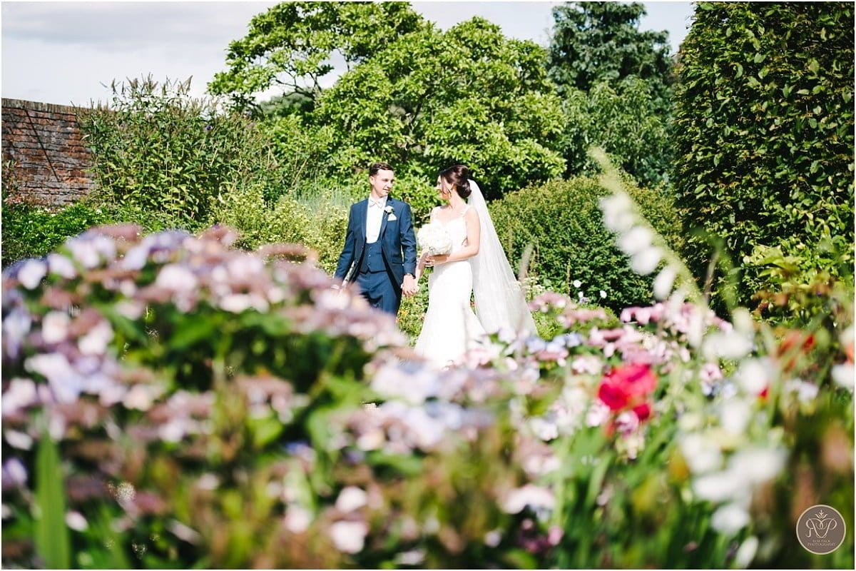 Gaynes Park Essex Wedding